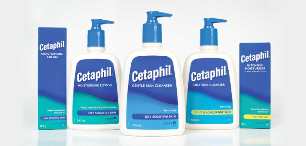 Cetaphil Product Range