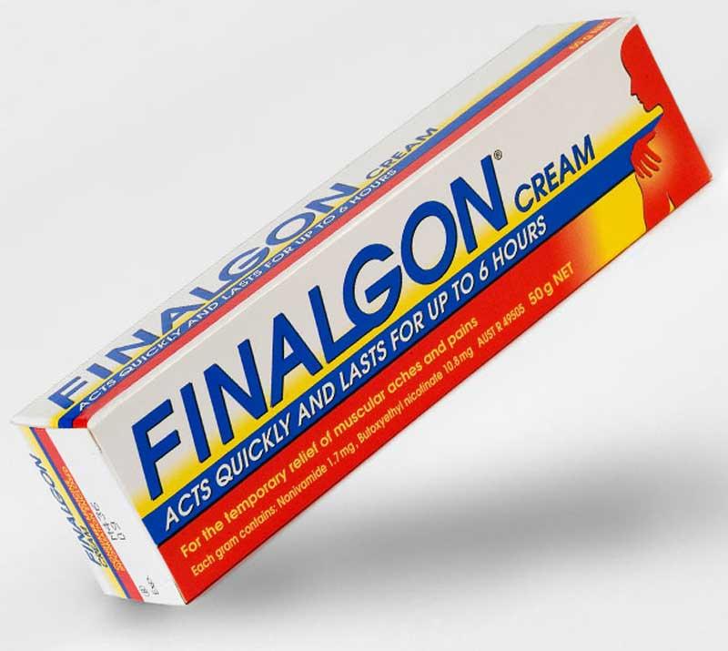 Finalgon Packaging