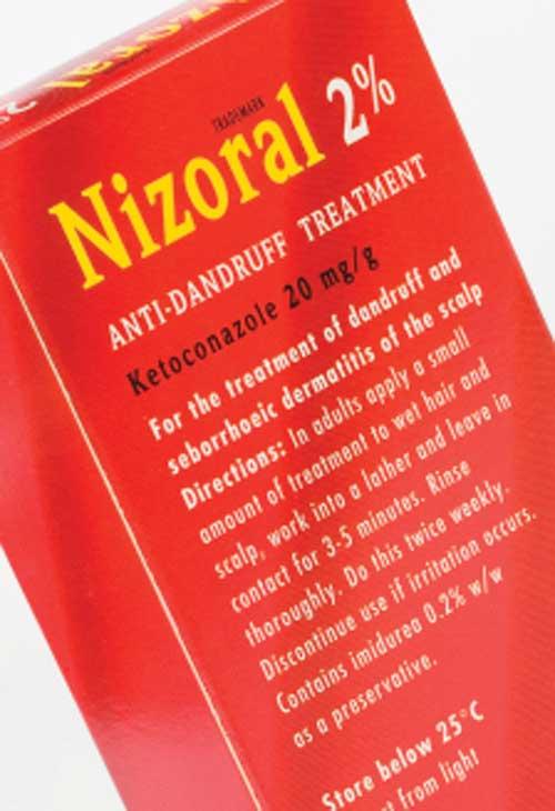 Nizoral Packaging by Brandor